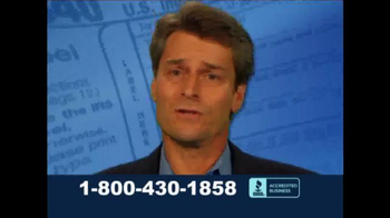 Fix Your Tax TV Spot, 'Let Us Take the Stress' - Thumbnail 2
