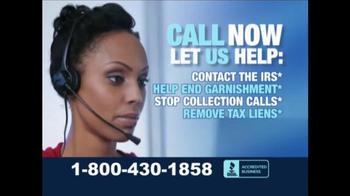 Fix Your Tax TV Spot, 'Let Us Take the Stress' - Thumbnail 4