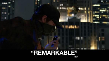 Watch Dogs TV Spot, 'Reviews' - Thumbnail 3