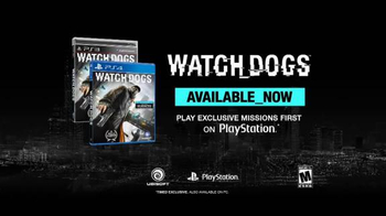 Watch Dogs TV Spot, 'Reviews' - Thumbnail 8