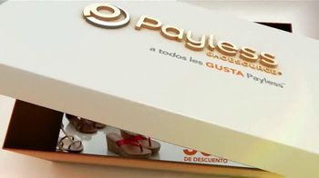 Payless Shoe Source Venta de Sandalias TV Spot [Spanish] - Thumbnail 7