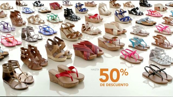Payless Shoe Source Venta de Sandalias TV Spot [Spanish] - Thumbnail 6