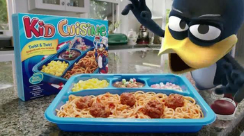Kid Cuisine Spaghetti and Meatballs TV Spot, 'Lose Your Mind' - Thumbnail 4