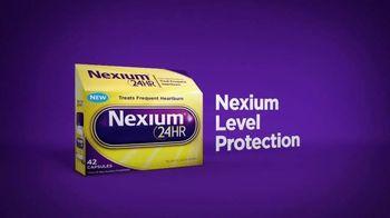 Nexium 24HR TV Spot, 'Nexium Level Protection' - Thumbnail 10