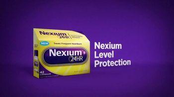 Nexium 24HR TV Spot, 'Nexium Level Protection' - Thumbnail 9
