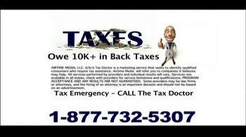 Call the Tax Doctor TV Spot - Thumbnail 10