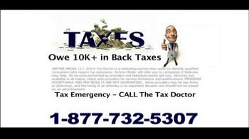 Call the Tax Doctor TV Spot - Thumbnail 2