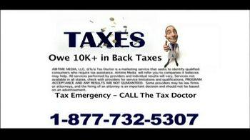 Call the Tax Doctor TV Spot - Thumbnail 5