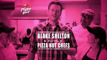 Pizza Hut Barbecue Pizzas TV Spot Featuring Blake Shelton - Thumbnail 2