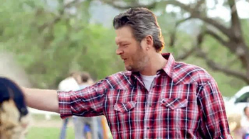Pizza Hut Barbecue Pizzas TV Spot Featuring Blake Shelton - Thumbnail 3