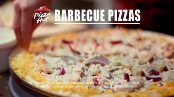 Pizza Hut Barbecue Pizzas TV Spot Featuring Blake Shelton - Thumbnail 8