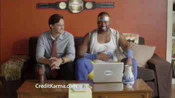 Credit Karma TV Spot, 'Thundermaker vs. Laptop'