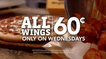 Pizza Hut WingStreet TV Spot, 'Sports Bar Test' - Thumbnail 8