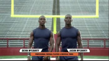 Palmer's TV Spot, 'Football' Featuring Devin and Jason McCourty - 59 commercial airings