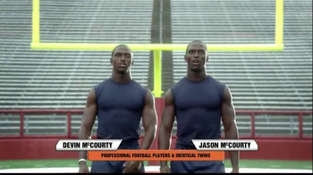 Palmer's TV Spot, 'Football' Featuring Devin and Jason McCourty