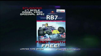 Build RB7 TV Spot