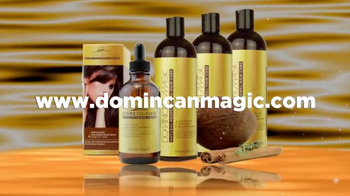Dominican Magic TV Spot, 'Dominican Magic Anti Aging Treatment'