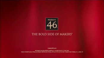 Maker's 46 TV Spot, 'Complicated' - Thumbnail 7