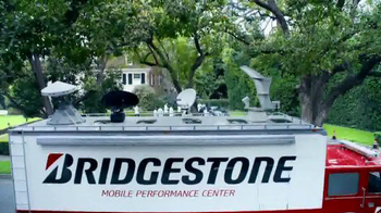 Bridgestone Tires TV Spot Featuring David Feherty - Thumbnail 1