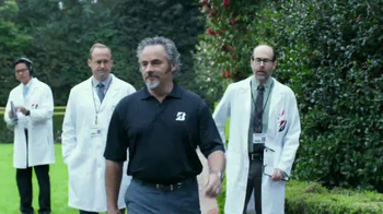 Bridgestone Tires TV Spot Featuring David Feherty - Thumbnail 3