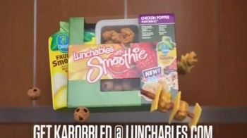 Lunchables Smoothie Kabobbles TV Spot, 'Duck or a Beaver' - Thumbnail 8