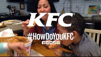 KFC Gamenight Bucket TV Spot, 'Almost Impossible' - 77 commercial airings