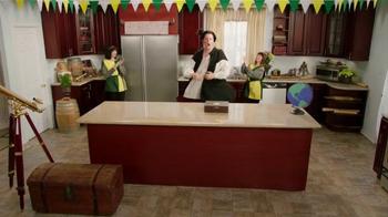 Subway Flatizza TV Spot, 'Christopher Columbus' - Thumbnail 1