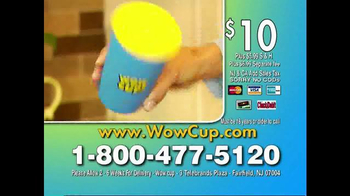 Wow Cup TV Spot, 'Spill-Free' - Thumbnail 10