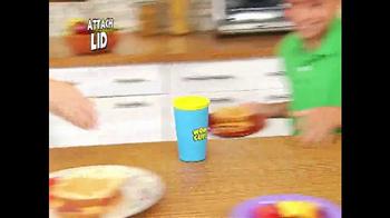 Wow Cup TV Spot, 'Spill-Free' - Thumbnail 3