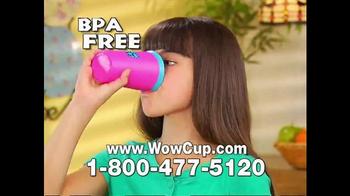 Wow Cup TV Spot, 'Spill-Free' - Thumbnail 6