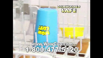 Wow Cup TV Spot, 'Spill-Free' - Thumbnail 8