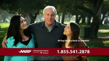 AARP Hearing Aids TV Spot, \'HearUSA\'