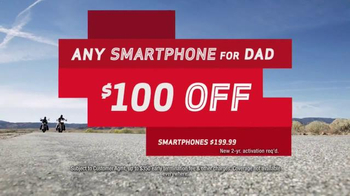 Verizon TV Spot, 'Father's Day Promo: Samsung S5' Song by T. Rex - Thumbnail 3