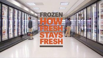 American Frozen Foods Institute TV Spot, 'Nature's Pause Button' - 3988 commercial airings