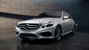Mercedes-Benz E250 BlueTEC TV Spot, 'Unveiling' - 111 commercial airings