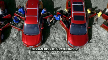 Nissan TV Spot, 'Partido' [Spanish]
