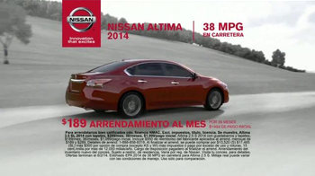 Nissan TV Spot, 'Partido' [Spanish] - Thumbnail 7