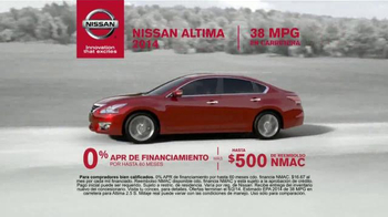 Nissan TV Spot, 'Partido' [Spanish] - Thumbnail 8