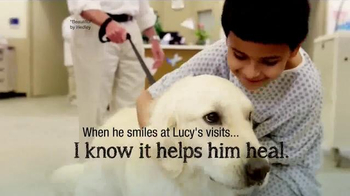PetSmart TV Spot, 'Inspirational Healing and Helping Stories: Lucy' - Thumbnail 7