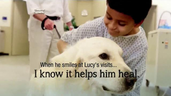 PetSmart TV Spot, 'Inspirational Healing and Helping Stories: Lucy' - Thumbnail 8