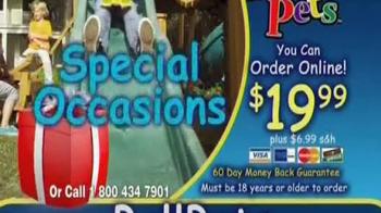 Ball Pets TV Spot - 252 commercial airings