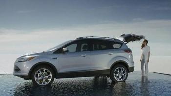 Ford Escape TV Spot, 'Bring It Home' - Thumbnail 7