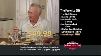 Omaha Steaks TV Spot, 'Father's Day' - Thumbnail 7