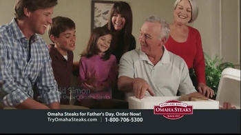 Omaha Steaks TV Spot, 'Father's Day' - Thumbnail 2