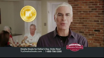 Omaha Steaks TV Spot, 'Father's Day' - Thumbnail 4
