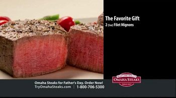 Omaha Steaks TV Spot, 'Father's Day' - Thumbnail 5