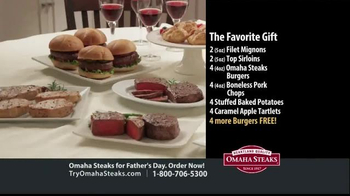 Omaha Steaks TV Spot, 'Father's Day' - Thumbnail 6