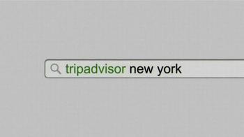 Trip Advisor TV Spot, 'Don't Just Visit New York' - Thumbnail 7