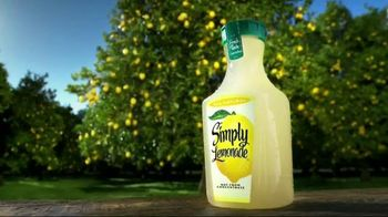 Simply Lemonade TV Spot, 'Never Concentrated, Always Delicious' - Thumbnail 1