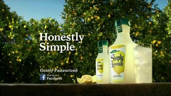 Simply Lemonade TV Spot, 'Never Concentrated, Always Delicious' - Thumbnail 10